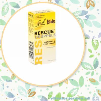 Rescue druppels voor kids