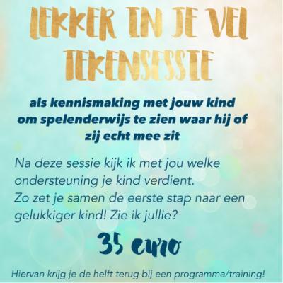 kind lekker in je vel kindertherapie Enschede Hengelo Borne Twente