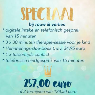rouw en verlies kindertherapie Enschede Hengelo Twente