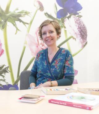 rouw en verlies, rouwbegeleiding kinderen, enschede, kindertherapie, interview Dela