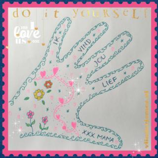 do it yourself voor Valentijn