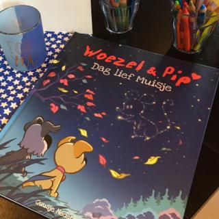 kinderboek rouw en verlies woezel en pip kindertherapie enschede