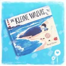 boekentip, echtscheiding, verlies, missen, de kleine walvis, review